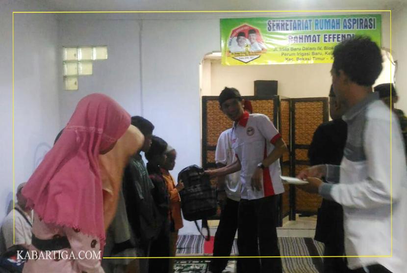 GPN Resmikan Sekretariat RUAS RE Bersama Yatim Piatu