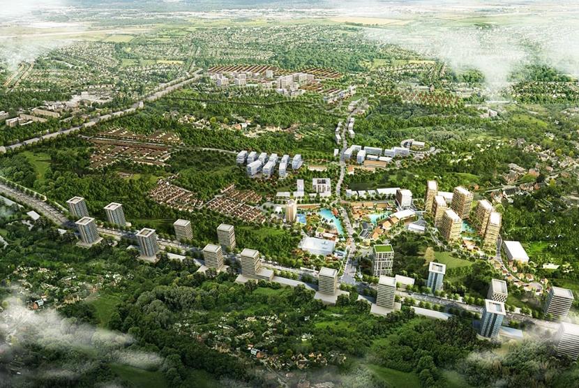 Koridor Emas Jalan Narogong, Peluang Investasi Masa Depan