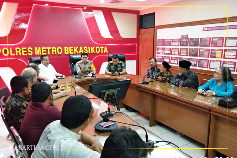 Penjabat Wali Kota Apresiasi Langkah Kapolres Tangkal HOAX di Kota Bekasi