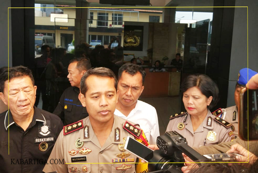 Pelaku Penyebar 'HOAX' GKPB Forendi Akhirnya Tertangkap
