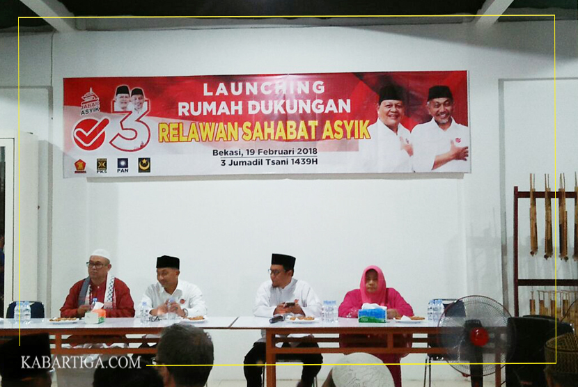 Posko Asyik Kota Bekasi Menjadi Pusat Se-Jawa Barat