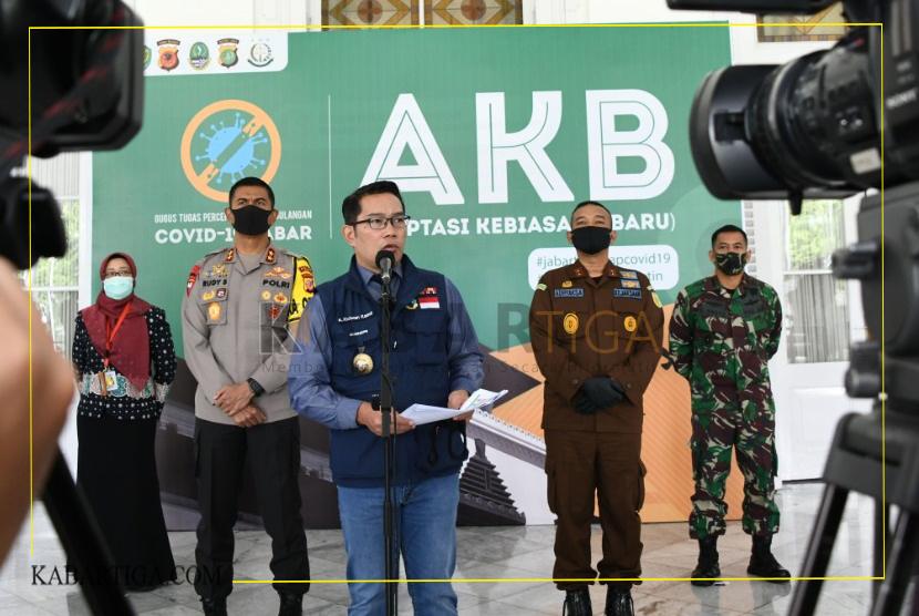 Ridwan Kamil Imbau Kepala Daerah Tingkatkan Kewaspadaan dan Tes Masif