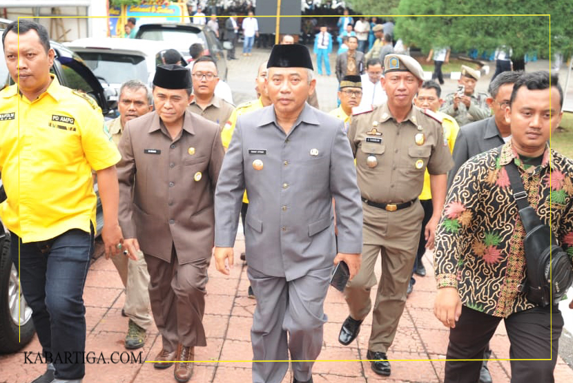 Rahmat Effendi dan Tri Adhianto Kurangi Biaya Operasional Dinasnya Sebesar 40 Persen