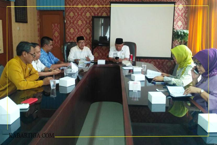 BMPS Dan Disdik Sisir Siswa Kurang Mampu di 12 Kecamatan Kota Bekasi