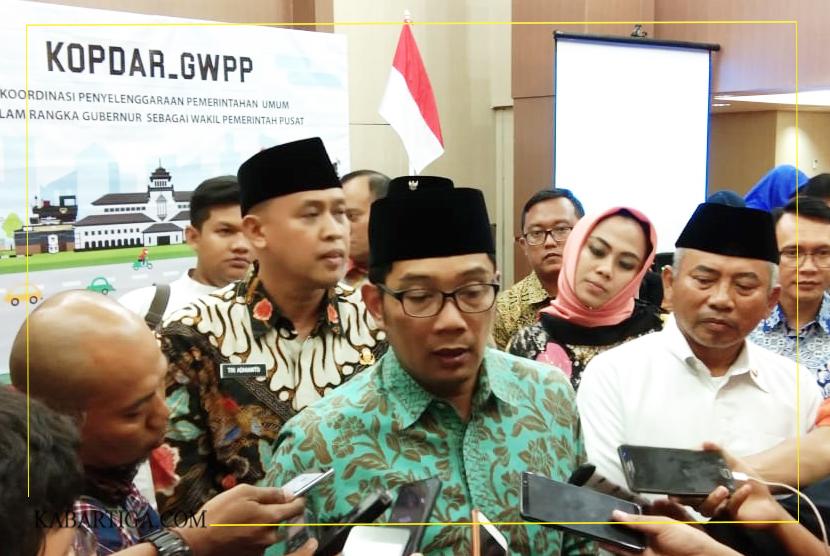 Kang Emil Ingin Belajar Kesehatan ke Kota Bekasi
