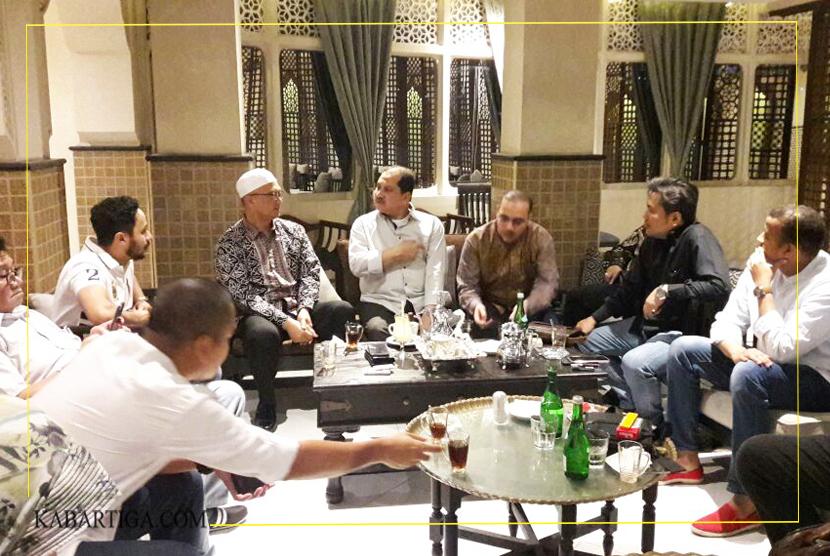 Siap-siap Haji 2018, Asphurindo Jalin Ramah Tamah Dengan Muassasah