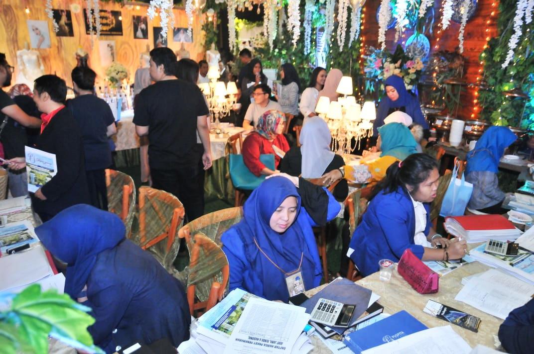 Bekasi Wedding Exhibition Ketujuh, Bikin Nikah Jadi Mudah